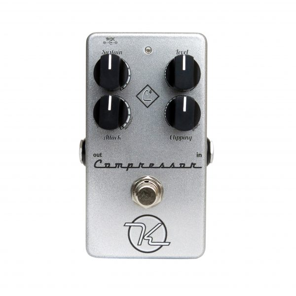 Keeley 4 Knob Compressor Industry Standard