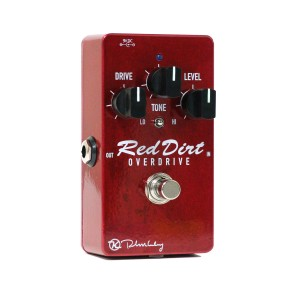 Keeley Electronics Red Dirt Overdrive Pedal Hero