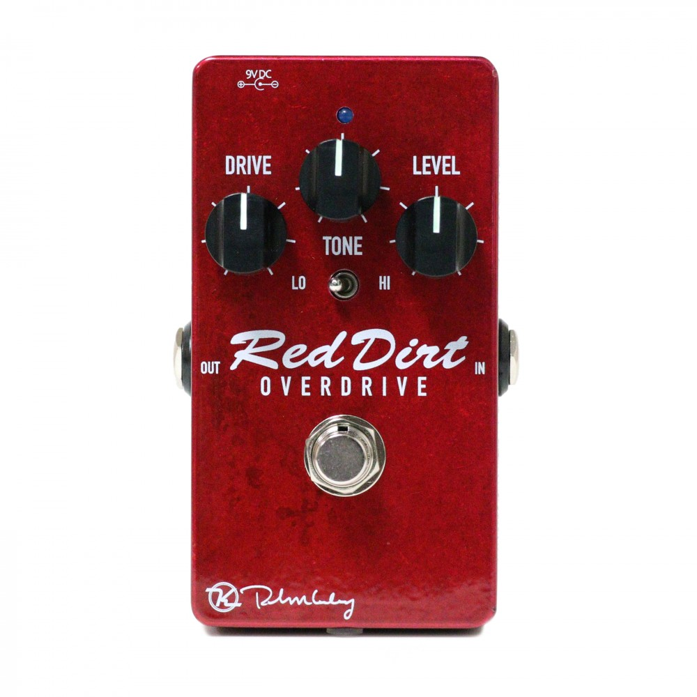 Keeley Electronics Red Dirt Overdrive Effects Pedal
