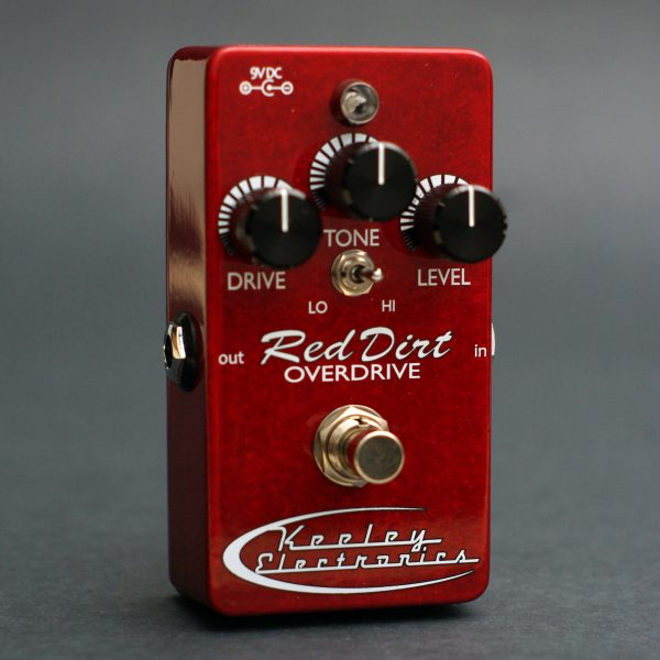 Keeley Red Dirt Overdrive Tube Amp Tones