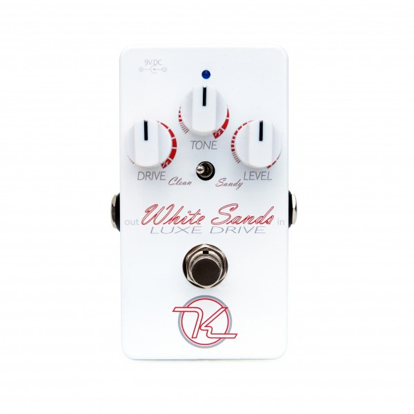 Keeley Electronics White Sands Overdrive Effect Pedal