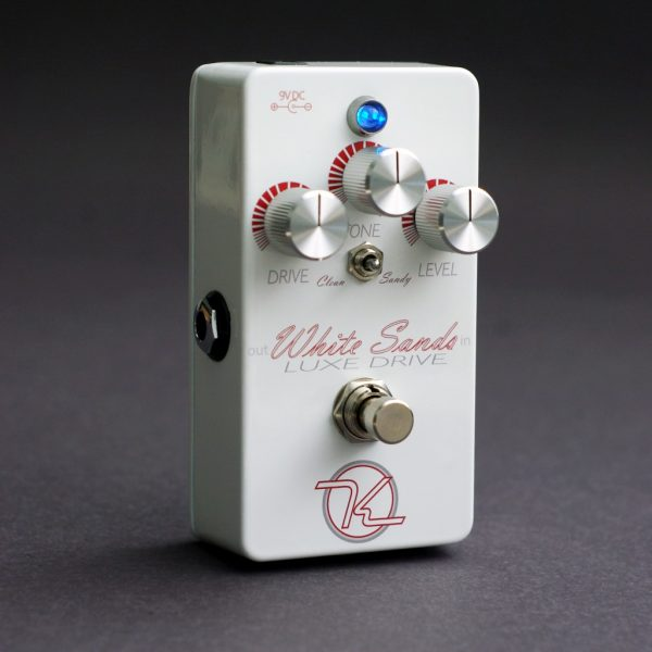 Keeley's Low Gain Overdrive Effect. The White Sands Luxe Drive.