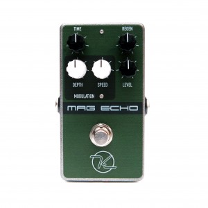 Keeley Magnetic Mag Echo Tape Style Echo Delay Effect Pedal