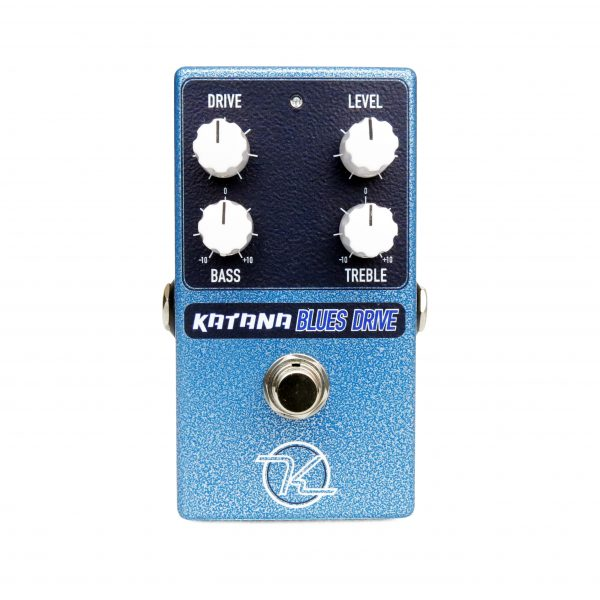 Keeley Katana Blues Drive Overdrive Effect Pedal