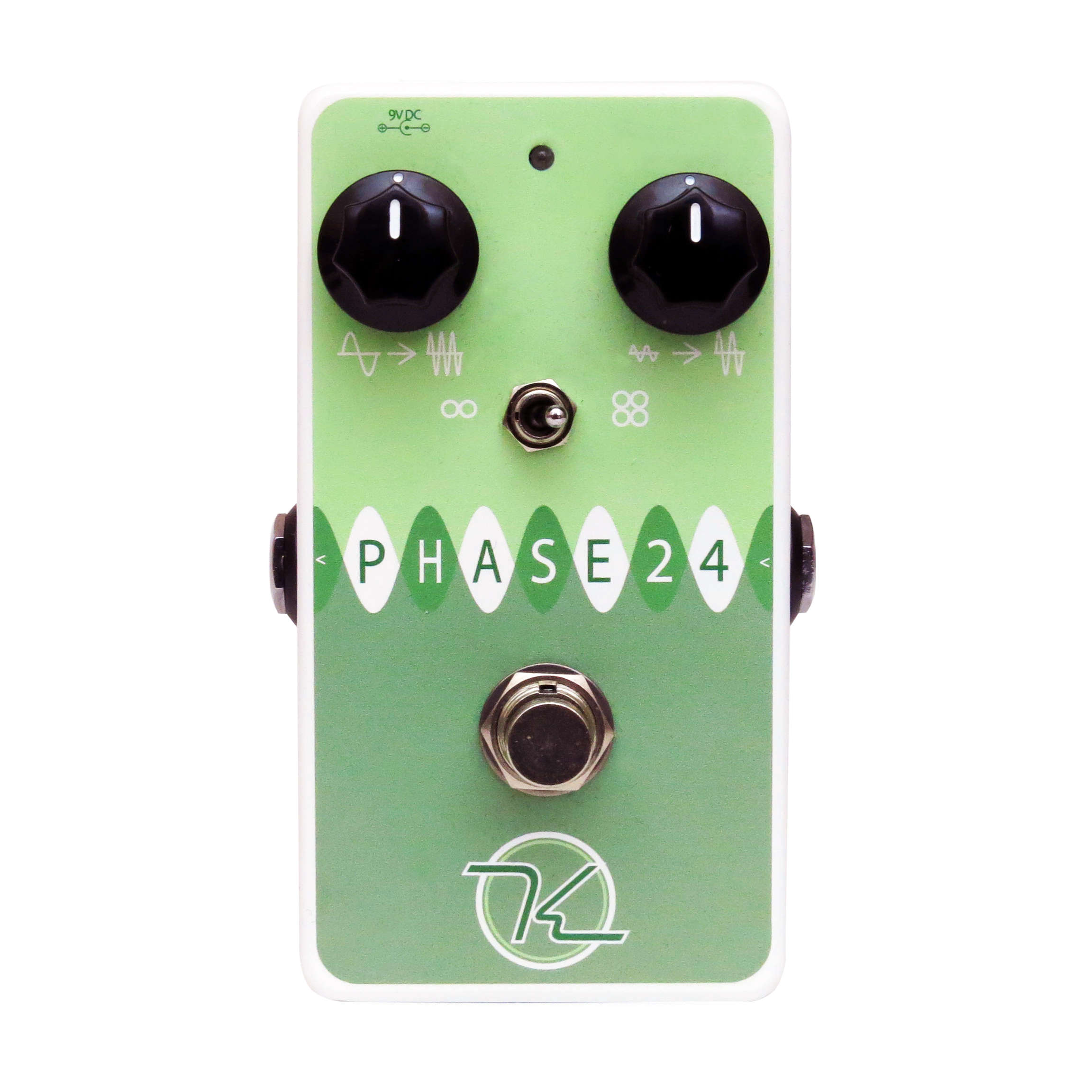 Keeley Phase 24 Phaser Effect Pedal