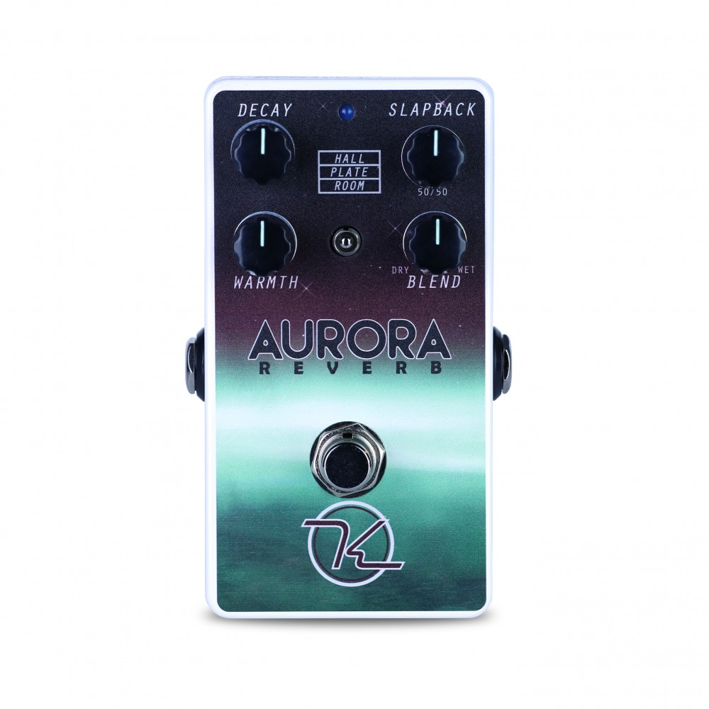 Keeley Electronics Aurora Reverb Effects Pedal