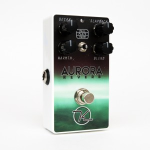 Keeley Electronics Aurora Reverb Effect Pedal Hero