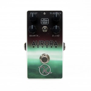 Keeley Electronics Aurora Reverb Effect Pedal Front