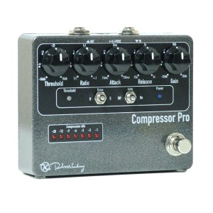 Keeley Electronics Compressor Pro Pedal Hero