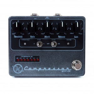 Keeley Electronics Compressor Pro Effect Pedal