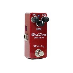 Keeley Electronics Red Dirt Overdrive Mini Pedal Hero