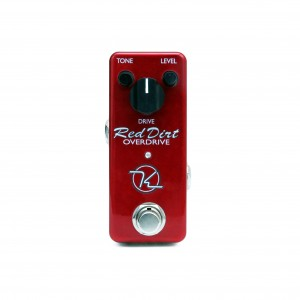 Keeley Electronics Red Dirt Overdrive Mini Effect Pedal