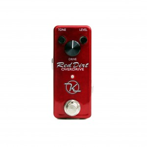 Keeley Red Dirt Mini TS Style Overdrive Effect Pedal