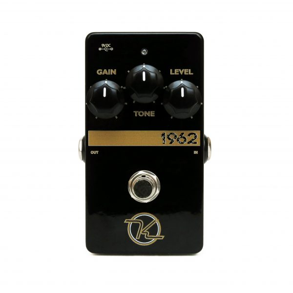 Keeley 1962 Overdive Effect Pedal Marshall Bluesbreaker