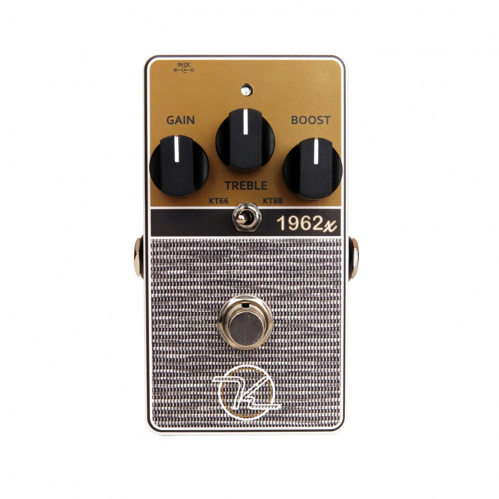 1962X_Dual_Mode_Overdrive_Boost_Face_White