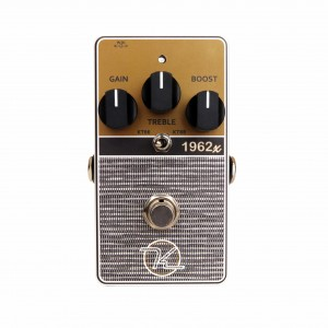 Keeley Electronics 1962x Overdrive Boost Effect Pedal