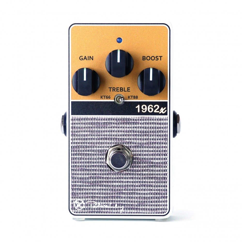 Keeley Electronics 1962x Overdrive Pedal Front