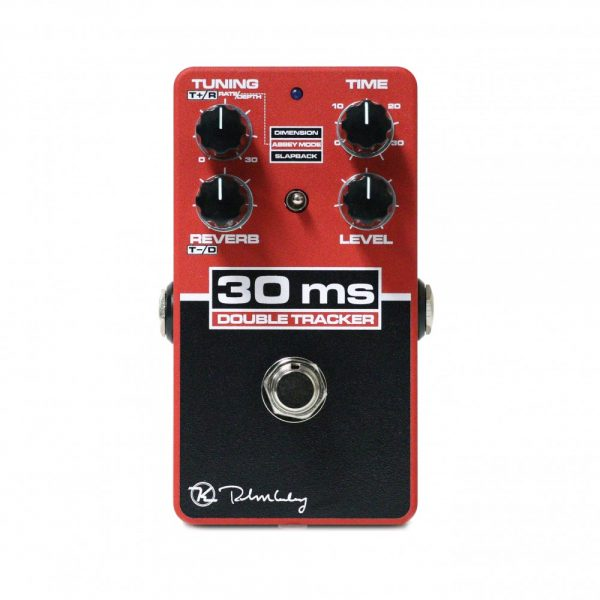 Keeley Electronics 30ms Double Tracker Pedal Front