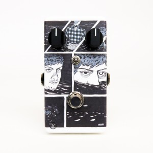 Garrett Young Artist Series Effect Pedal Limited Edition Keeley