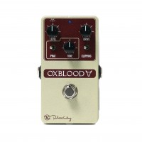 Oxblood Overdrive Face White Keeley NewLogo