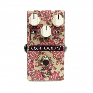 Keeley Oxblood Overdrive Paisley Edition