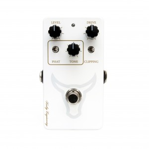 Keeley Electronics Oxblood Overdrive Limited Edition Effect Pedal Face