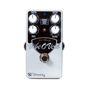 Keeley Electronics Vibe O Verb Pedal Front