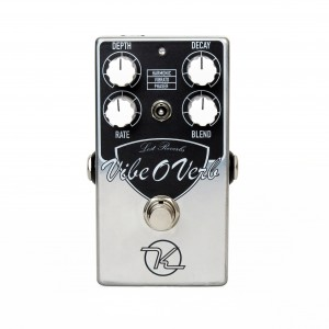 Keeley Vibe O Verb Modulated Reverb Effect Pedal