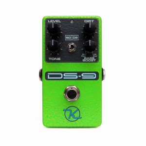 Keeley Electronics DS-9 Dual Distortion Effect Pedal