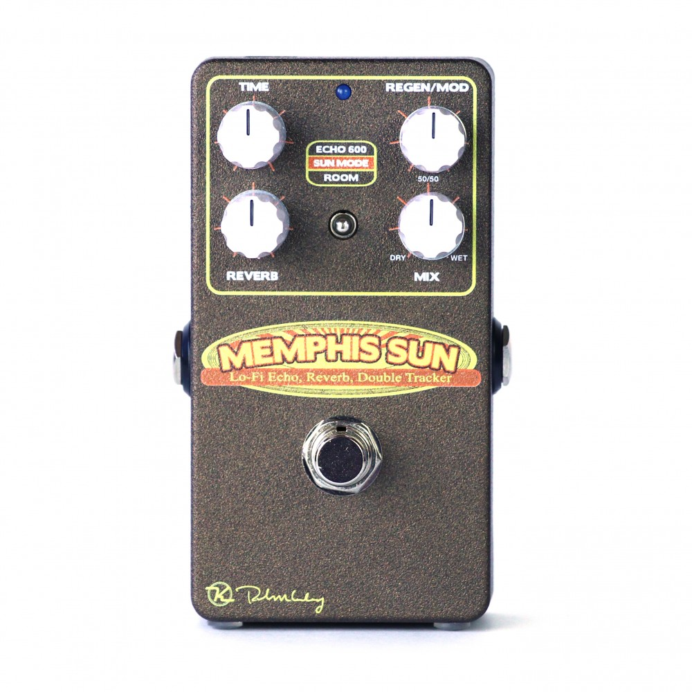 Keeley Electronics Memphis Sun Effects Pedal