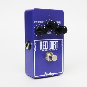 Keeley Electronics Red Dirt Overdrive Pro KE808 Effect Pedal
