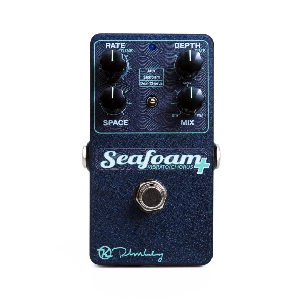 Keeley Electronics Seafoam Vibrato Chorus Effects Pedal