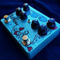 Keeley Electric Blue Monterey