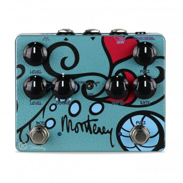 Keeley Electronics Monterey Pedal Front