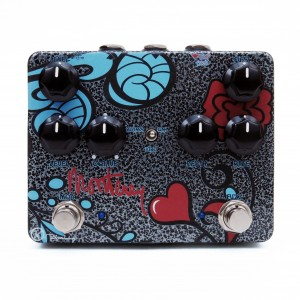 Keeley Electronics Monterey Workstation Effect Pedal