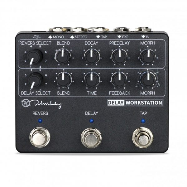 Keeley Electronics Delay Workstation Pedal Front