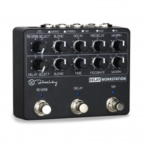 Keeley Electronics Delay Workstation Pedal Hero