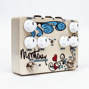 Keeley Electronics Monterey Germanium Effect Pedal