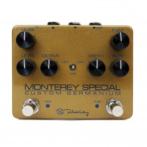 Keeley Electronics Monterey Workstation Special Germanium Effect Pedal