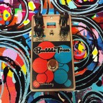 Keeley Electronics Bubble Tron Filter Sample Hold Flanger Phaser Effect Pedal