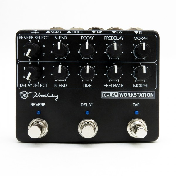 Keeley Electronics Delay Workstation Delay Reverb