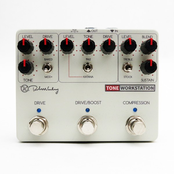Keeley Tone Workstation Face Overdrive Compressor Boost