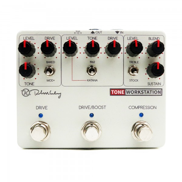 Keeley Electronics Tone Workstation Effect Pedal
