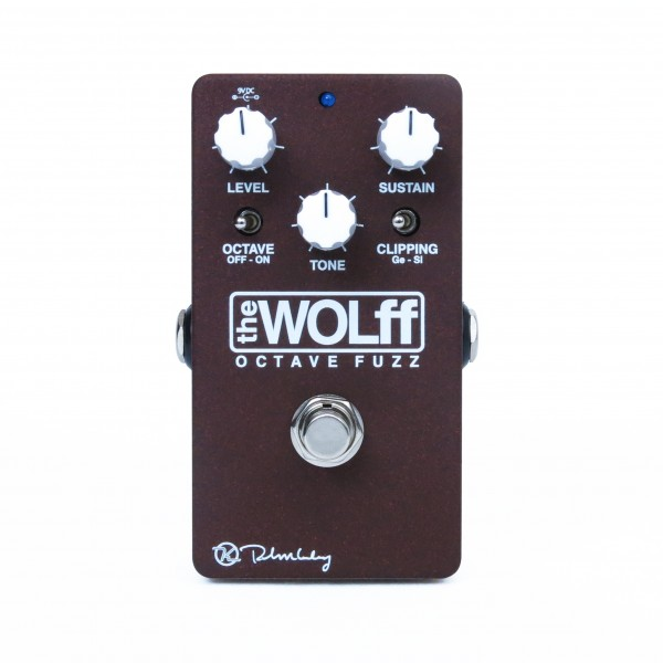 Keeley Wolff Octave Fuzz Effect Pedal