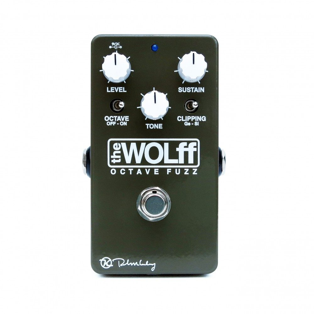 Keeley Electronics Wolff Octave Fuzz Effect Pedal