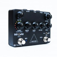 Dark Side Workstation Fuzz Delay Angle Keeley NO TRS