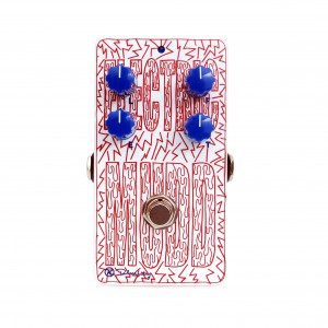 Keeley Electronics Electric Mudd Octave Fuzz Effect Pedal