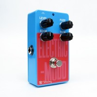 Electric Mudd Octave Fuzz Std Angle Keeley