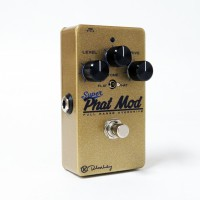 Super Phat Mod Overdrive Angle White Keeley