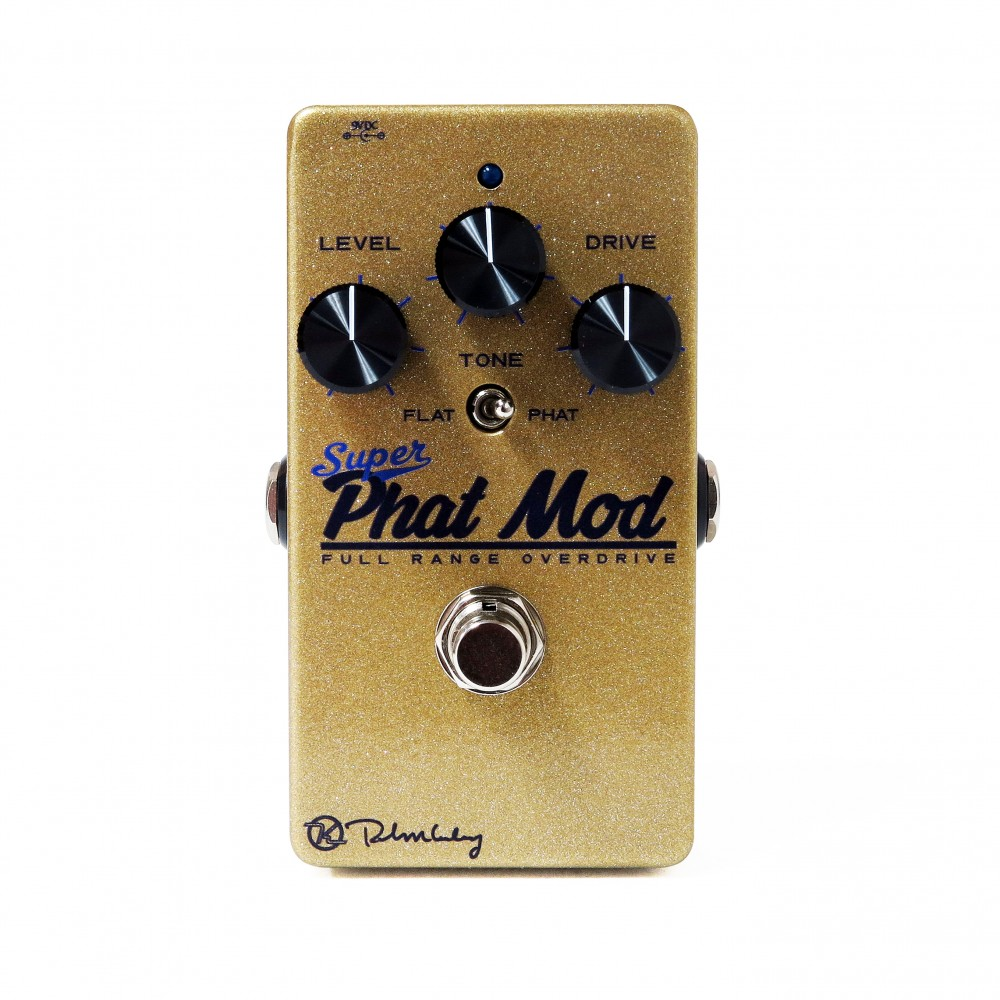 Keeley Electronics Super Phat Mod Overdrive Effect Pedal